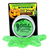 Gears Out Halloween Dill Dough Stress Putty - Naughty Jack-O-Lantern's Special Halloween Edition