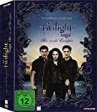 Die Twilight Saga: Biss in alle Ewigkeit - The Complete Collection - Digipack [11 DVDs]