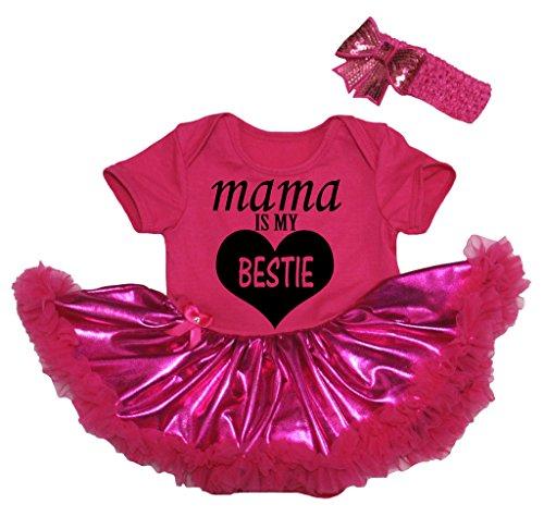 Petitebelle - Body - Bébé (fille) 0 à 24 mois rose rose vif - rose - S
