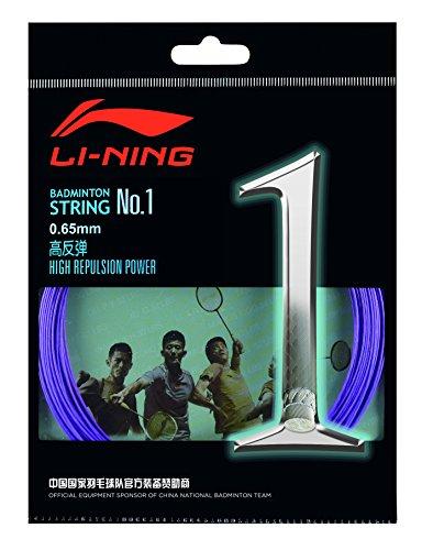 Li Ning axj j018–9No.1Set badmintonstring viola