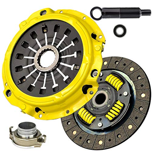 Ultim8 Stage 3 Highest Performance Clutch Kit Compatible with 00-05 Mitsubishi Eclipse GT, GTS (05-105-3)