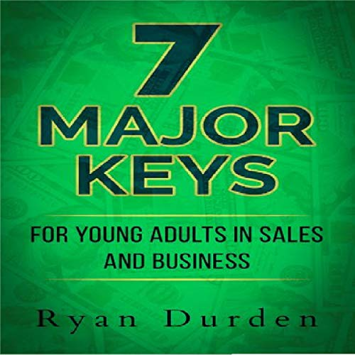 7 Major Keys Audiobook By Ryan D Durden cover art