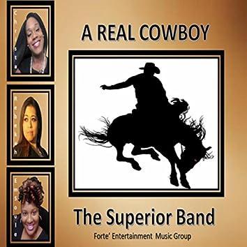 A Real Cowboy (feat. R.E.C.)
