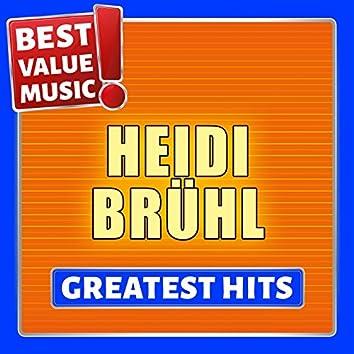 Heidi Brühl - Greatest Hits (Best Value Music)