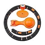 FENGCHENG Smart Hula-Hoop-Reifen zum Gewichtsverlust, zur Verbrennung von Bauchfett im Innenbereich,...