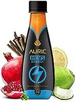 Auric Men's Energy Drink - Safed Musli, Ashwagandha & Gokhshuru (Pack of 24 Bottles)