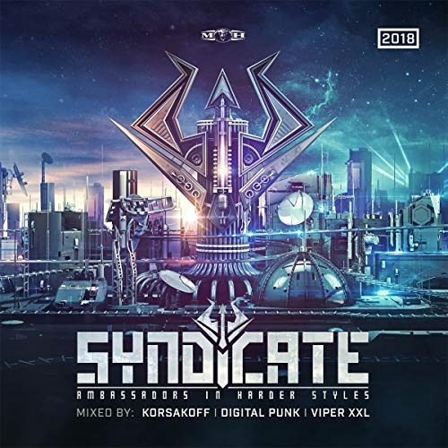 Syndicate 2018 Ambassadors in Harder Styles