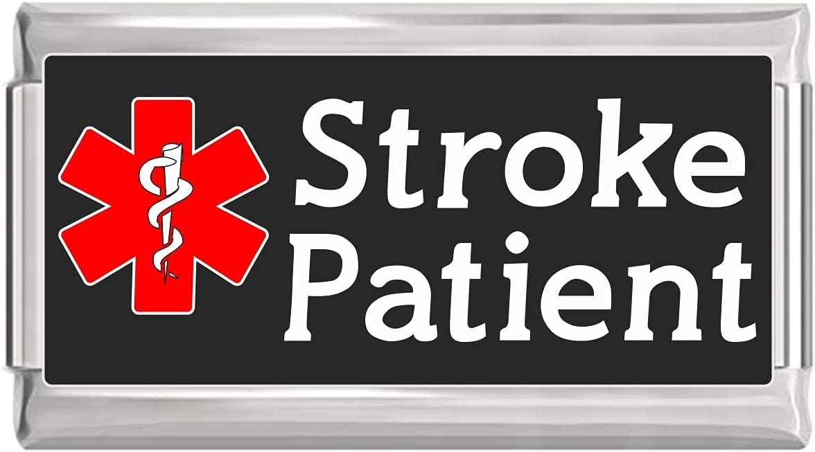 Stroke Patient Medical Alert Italian on Charlotte Mall Black Charm Br Superlink Tucson Mall