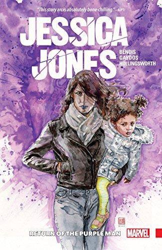 Jessica Jones Vol. 3: Return of the Purple Man (Jessica...