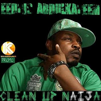 Clean Up Naija, Baba