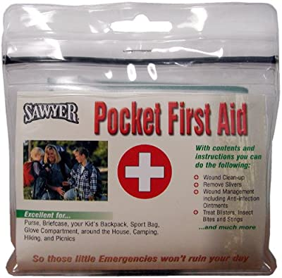 Sawyer Products SP993 Pocket First Aid Kit from Sawyer