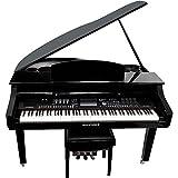 Suzuki MDG-4000ts TouchScreen Baby Grand Digital Piano Level 2 Black 190839144898
