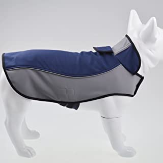 Fosinz Outdoor Waterproof Dog Jacket Cold Weather Coat