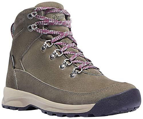 "Danner Women's 30130 Adrika Hiker 5"" Waterproof Hiking Boot, Ash - 5 M"