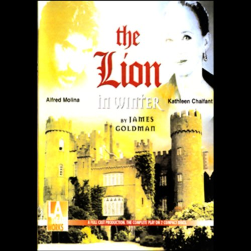 The Lion in Winter audiobook cover art
