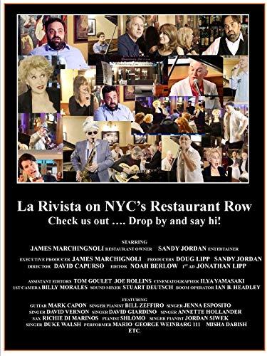 La Rivista on NYC's Restaurant Row
