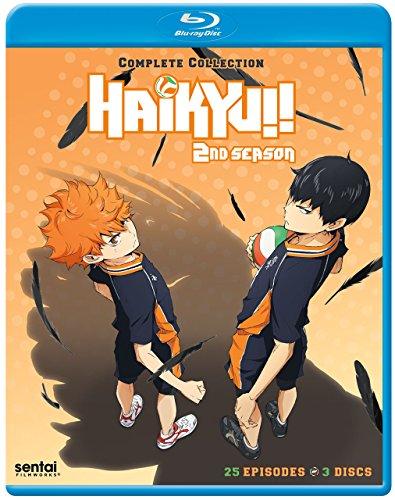 Haikyu: Season 2/ [Blu-ray] [Import]
