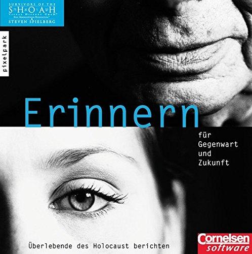 Erinnern für Gegenwart und Zukunft, 1 CD-ROM