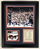 Legends Never Die Washington Capitals 2018 NHL Stanley Cup Champions Collectible | Framed Photo Collage Wall Art Decor - 12'x15'