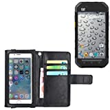 K-S-Trade Wallet case Flip cover for Caterpillar Cat S30