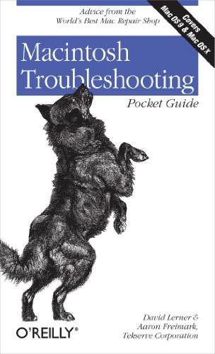 Macintosh Troubleshooting Pocket Guide for Mac OS: Advice from the World's Best Mac Repair Shop (English Edition)