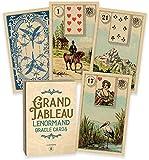 Grand tableau Lenormand. Oracle card. Ediz. multilingue