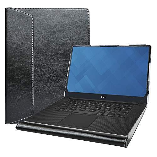 Alapmk Specialmente Custodia Protettiva per 15.6  dell XPS 15 7590 Series Laptop[Non compatibili con:dell XPS 15 9570 9560 9550 XPS 15 2 in 1 9575 Inspiron 15 2-in-1 7590 Inspiron 15 7590],Nero