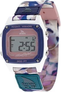 Freestyle Sage Erickson Signature Shark Classic Clip Pink Paint Unisex Watch FS101003