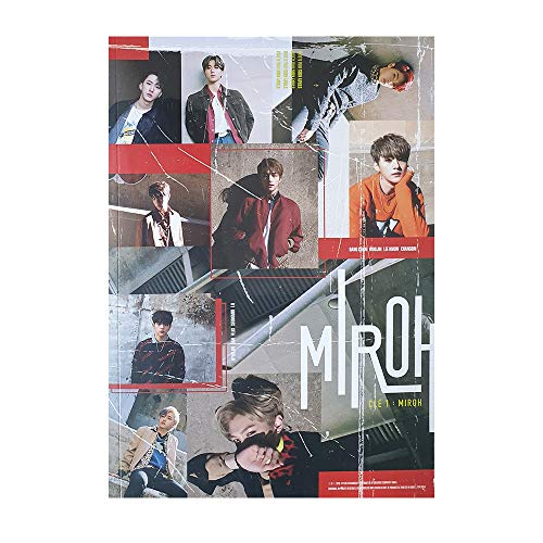 STRAY KIDS 4th Mini CLE 1 : Miroh Album Standard (Clé 1 Version) CD+Photobook+3 QR Photocards+(Extra 4 Photocards + 1 Double-Sided Photocard)