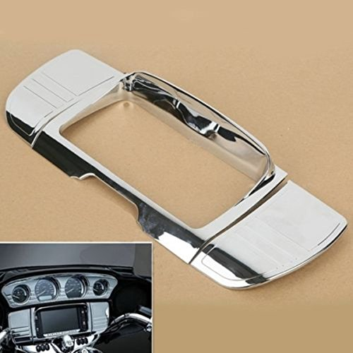 Price comparison product image Tri Line Stereo Trim Cover for Harley Touring Electra Street Glide Ultra 2014-up