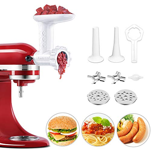 Antree Food Meat Grinder Attachment for...