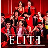 Elite: Calendar 2021 in mini size 7''x7'' with high quality images of your favorite series!