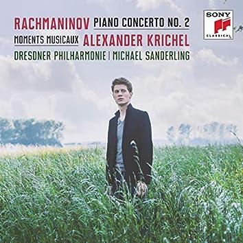 Rachmaninoff: Piano Concerto No. 2 & Moments Musicaux