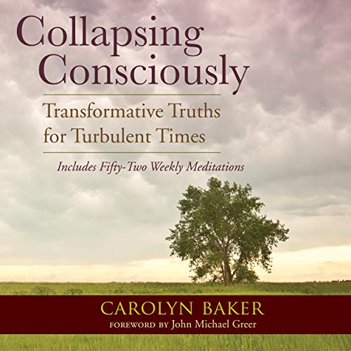 Collapsing Consciously audiobook cover art
