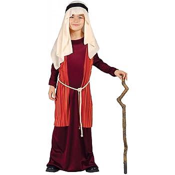 GUIRMA Costume pastorello Arabo Rosso giudeo Presepe Vivente