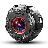 cribbn WearCAM IP68 Impermeabile WIFI 1080 P 720 2 K Sport Camera Supporto 32 GB Scheda di Memoria Bluetooth 4.0