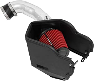 Spectre Performance Air Intake Kit: High Performance, Desgined to Increase Horsepower and Torque: Fits 2017-2019 FORD (F25...
