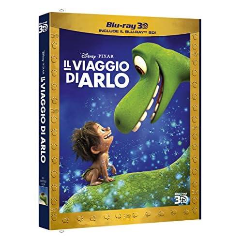 Il Viaggio di Arlo Brd 3D (2 Blu-Ray);The Good Dinosaur
