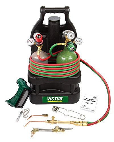 Victor Technologies 0384-0948 Victor G150-J-Cpt Tote with Tanks