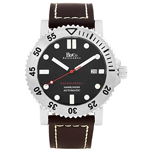 Bateren and Co BAC005 Reloj de Hombres