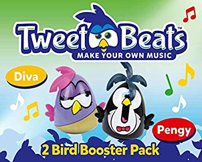 John Adams 10823 Tweet Beats 2 Bird Pack from John Adams Leisure Ltd
