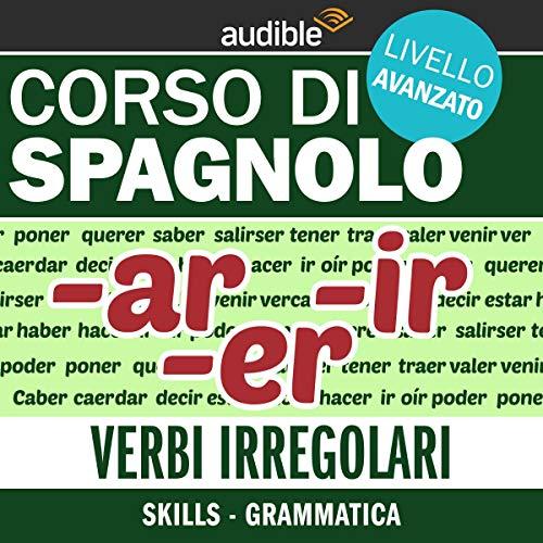 Verbi irregolari - Grammatica copertina