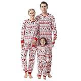 BGFR - Pijama de Navidad para bebé, diseño de Papá Noel