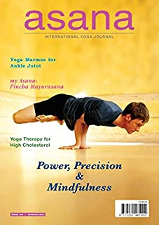 Asana - International Yoga Journal January 2015 - Featuring Jason Crandell