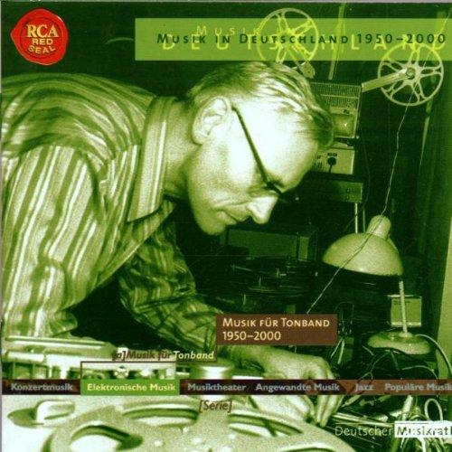Musik für Tonband 1950-2000