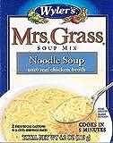 Mrs Grass Mix Soup Chicken Noodle
