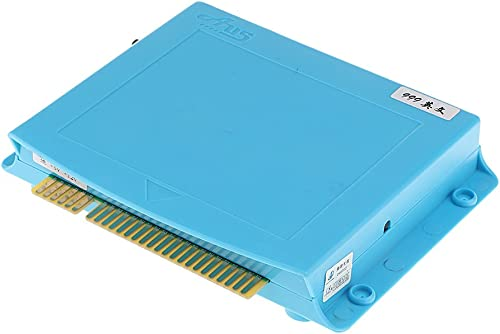 D DOLITY PCB 999 en 1 Multi Arcade Jeux Jamma Conseil VGA CGA Arcade Gaming Brand nouveau - Bleu