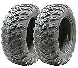 Parnells 2-26x9.00R14 6ply ATV quad utility tyre Wanda P3035 Radial tire 26 9.00 R14