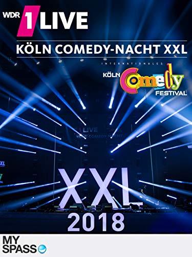 1Live Köln Comedy-Nacht XXL 2018