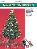 Yamaha Christmas Ensembles: Flute, Oboe (Yamaha Band Method) by John Kinyon (1993-08-01)